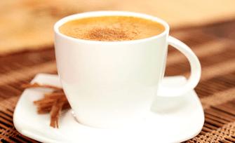 Cappuccino con Amaretto