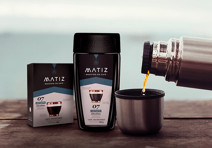 café matiz al Instante
